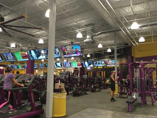 planet fitness now open at hampshire mall hampshire mall