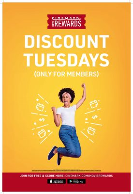 Discount Tues
