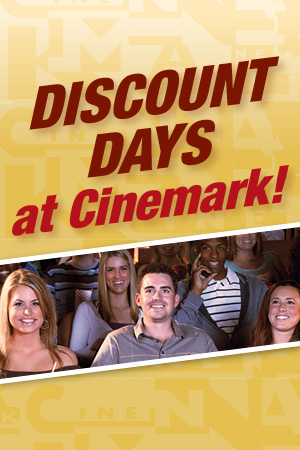 Student Discount Details. Show a valid student ID at the box office and receive a special discount at select theatres! Valid ID required. Discount days, times and restrictions may vary depending on theatre location. Visit your local theatre's box office for more details.