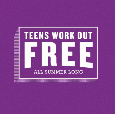 teens work out free