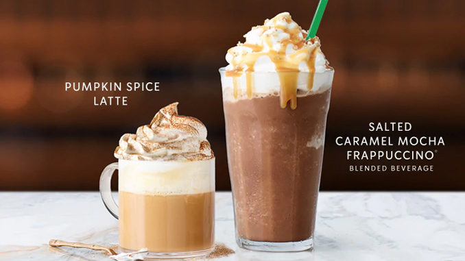 Starbucks Reveals 2018 Fall Menu Featuring Pumpkin Spice Latte And Apple Cider Doughnut 678x381