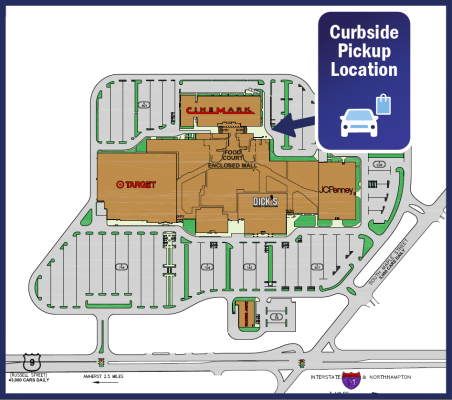 Hampshire Curbside Map