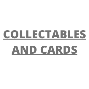 Collectables and Cards